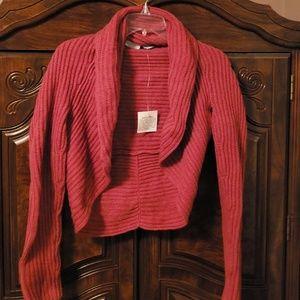 Brand New Shrug Sweater Jacket Small S